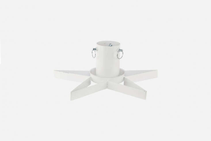 TheHouse Doctor Christmas Tree Stand in white is €50.90 ($60) at Fine Nordic.