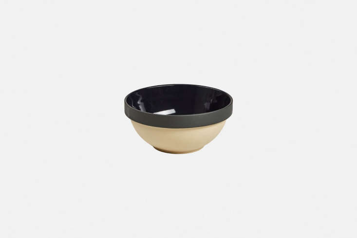 manufacture de digoin in france makes the paris bowl no. \14 in ink blue; £45  20