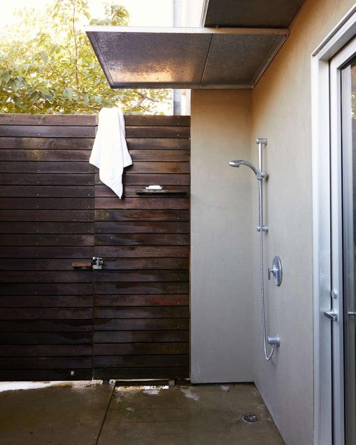 outdoor shower baker lane sebastopol