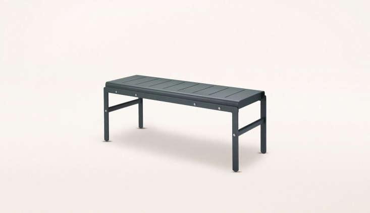 Trending on Gardenista Deck the Halls Michelle&#8\2\17;s most recent Object of Desire:The Reform Bench, Designed in Denmark, has its own motto: &#8\2\20;to rest on and grow in.&#8\2\2\1;