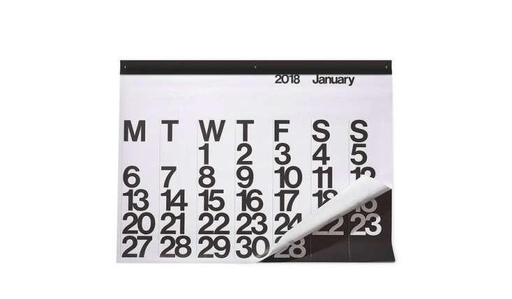 stendig calendar 2018