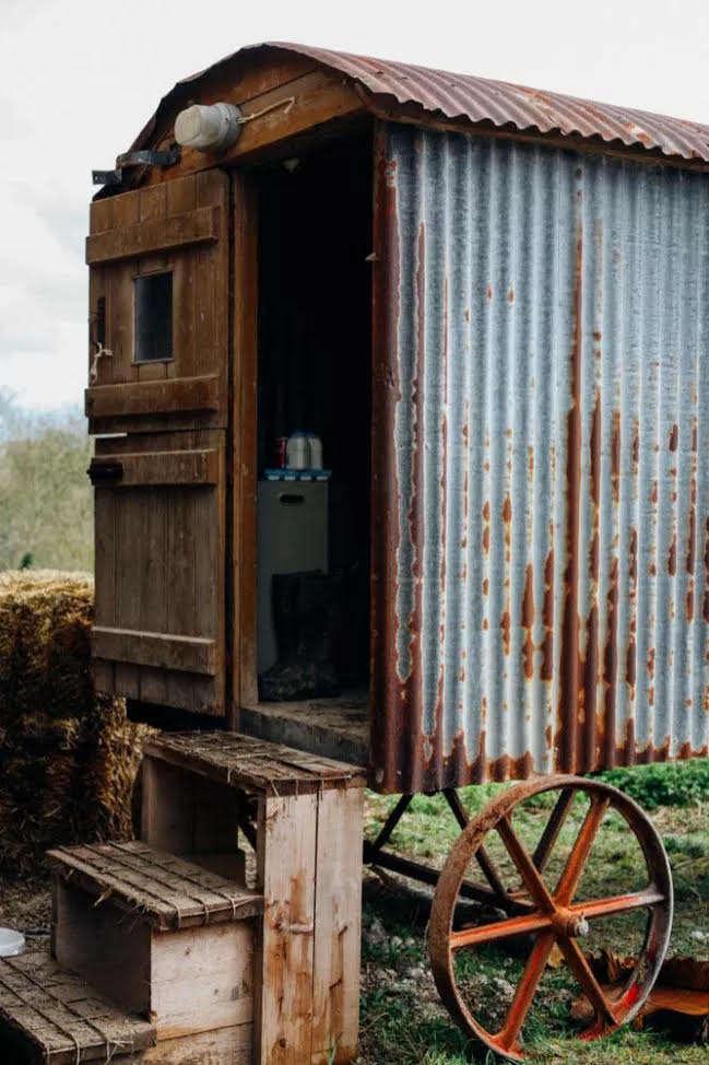 the shepherd&#8\2\17;s hut, before. photograph courtesy of temper studio. 18
