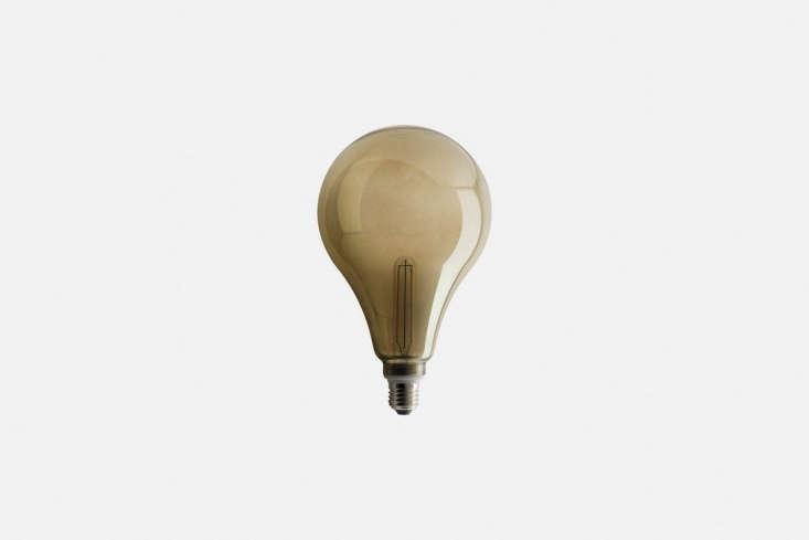 The Drop Light Bulb in Smoke is $.