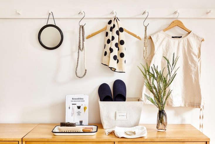 a kit of closet essentials. 9