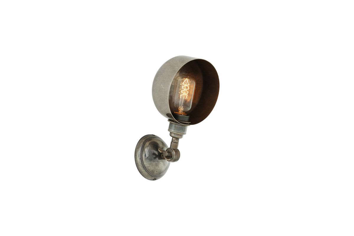 TheFunctional Joint Wall Light can be used as a wall or ceiling spotlight, the makers say; €8, or $5.07.