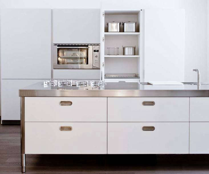 italian company alpes inox makes freestanding stainless steel kitchen systems t 11