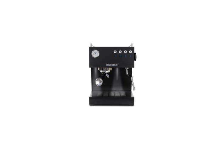 the ascaso steel uno espresso maker is €690 (\$8\28) at blue star coffee. 13