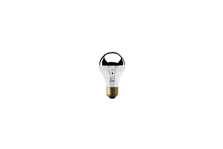 The Instant Kitchen Kit 20 Remodelista Favorites on Amazon Prime Find a pack of two, four, six, or \1\2 Bulbrite Half Chrome 60W Bulbs; \$\16.6\2 for a pack of four on Amazon.