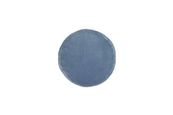 from australian designer rachel castle of castle, thedusty blue velvet penny  10