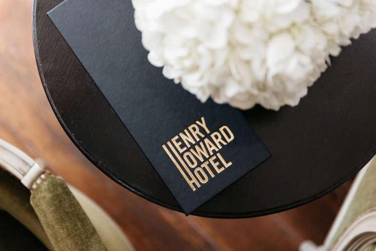henry hall hotel new orleans menu