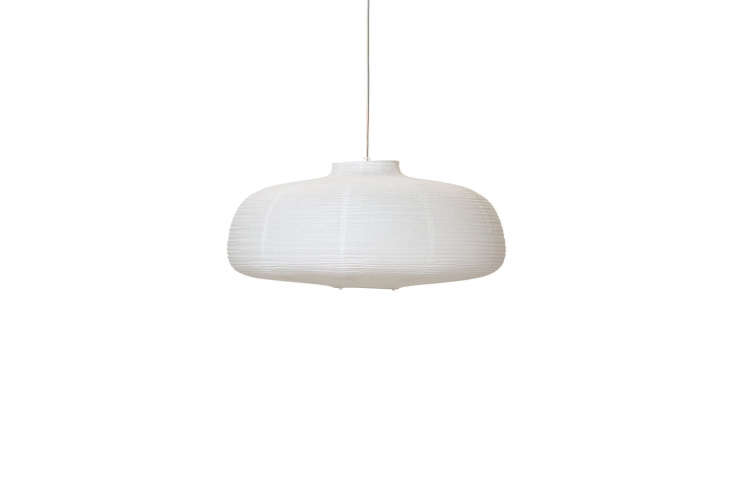 ikea&#8\2\17;s väte paper lampshade, inspired by noguchi akari light sculp 22