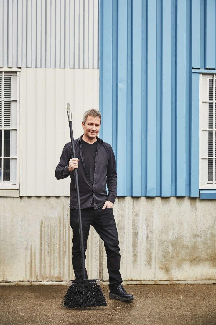 co owner and managing director richard sparrenhök, outside theenskede worksh 22