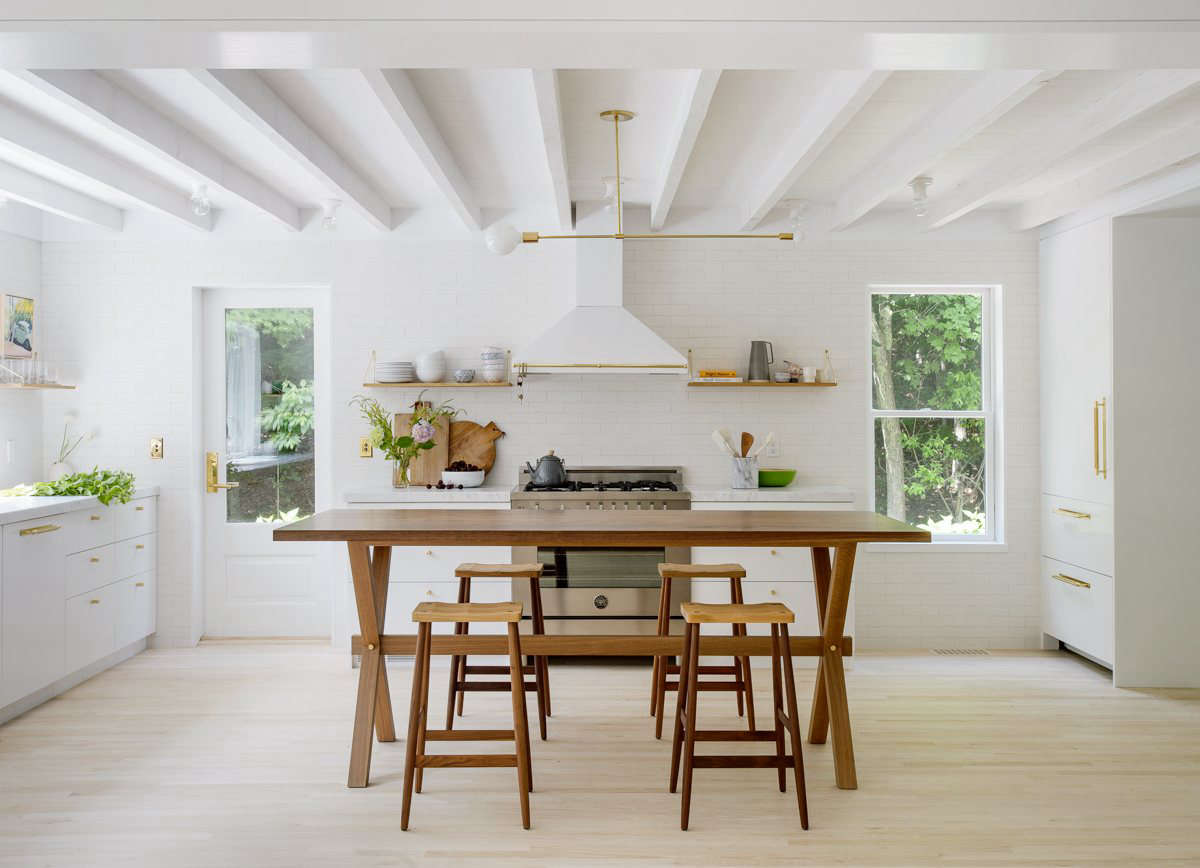 10 Easy Pieces Architects White Paint Picks For Kitchen Cabinets Remodelista