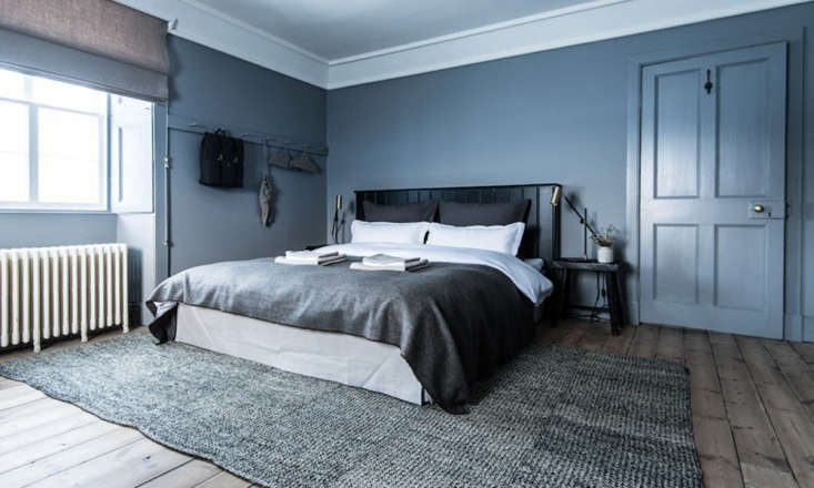 Steal This Look: Moody Monochrome in the Scottish Highlands - Remodelista