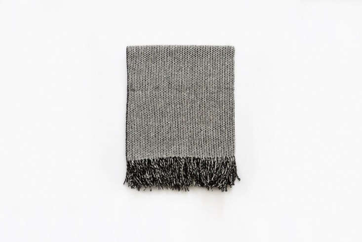 the mourne textiles tweed emphasize blanket monochrome iii is £\195 at mourne  18