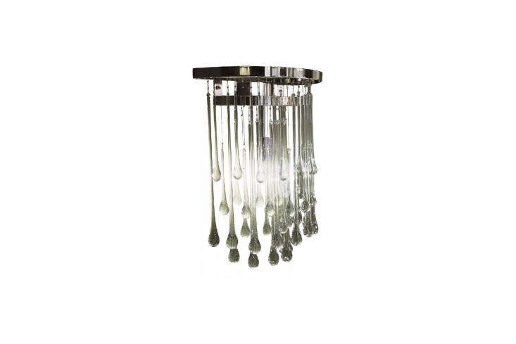 The Ochre Light Drizzle Wall Light Chandelier in a 30-centimeter (loading=