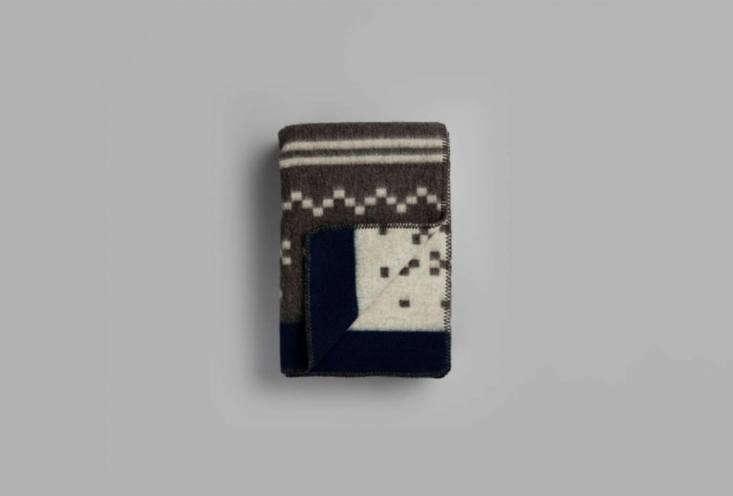norwegian knitwear designers arne & carlos created the setesdal blanket des 13
