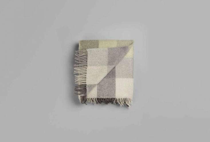 the brostein blanket is by norwegian designer bitten brandt skoglund who was in 10