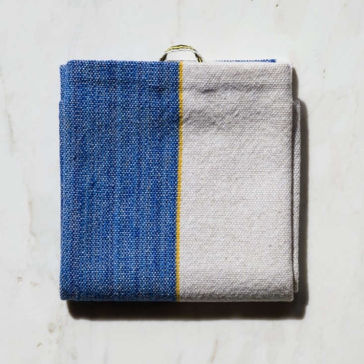 a towel to go with your art collection. stephanie&#8\2\17;s motto is &# 12