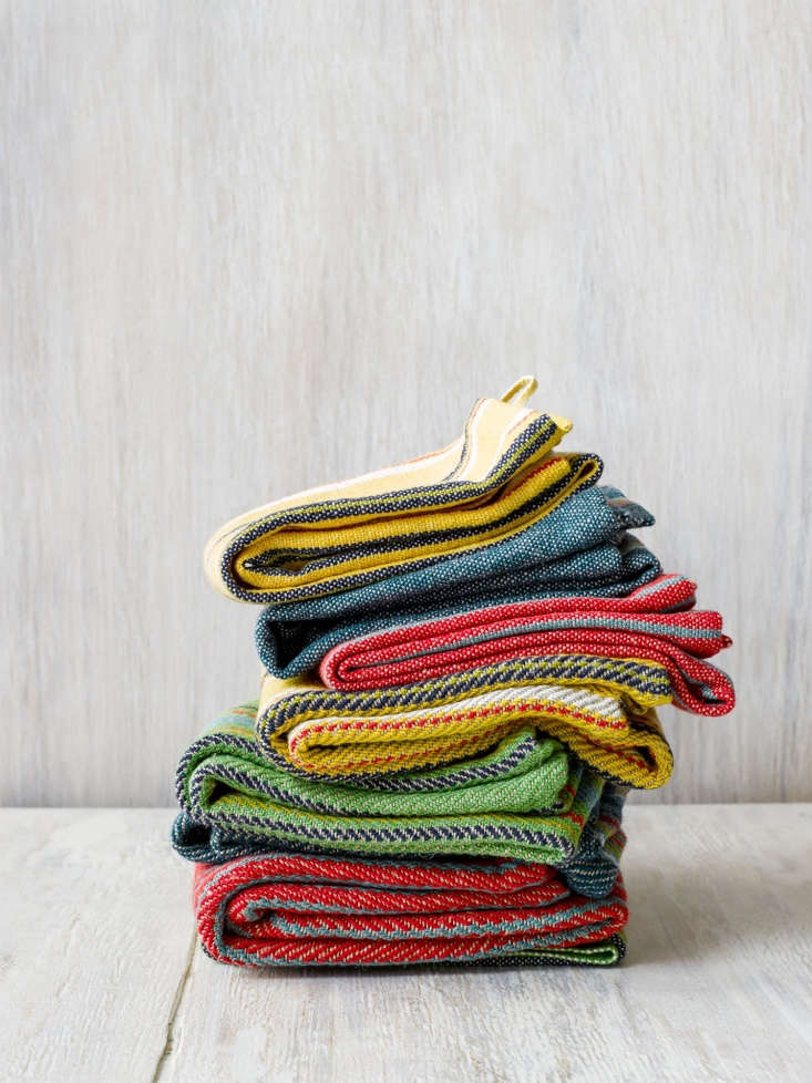 striped towels from stephanie&#8\2\17;s classic collection. 10