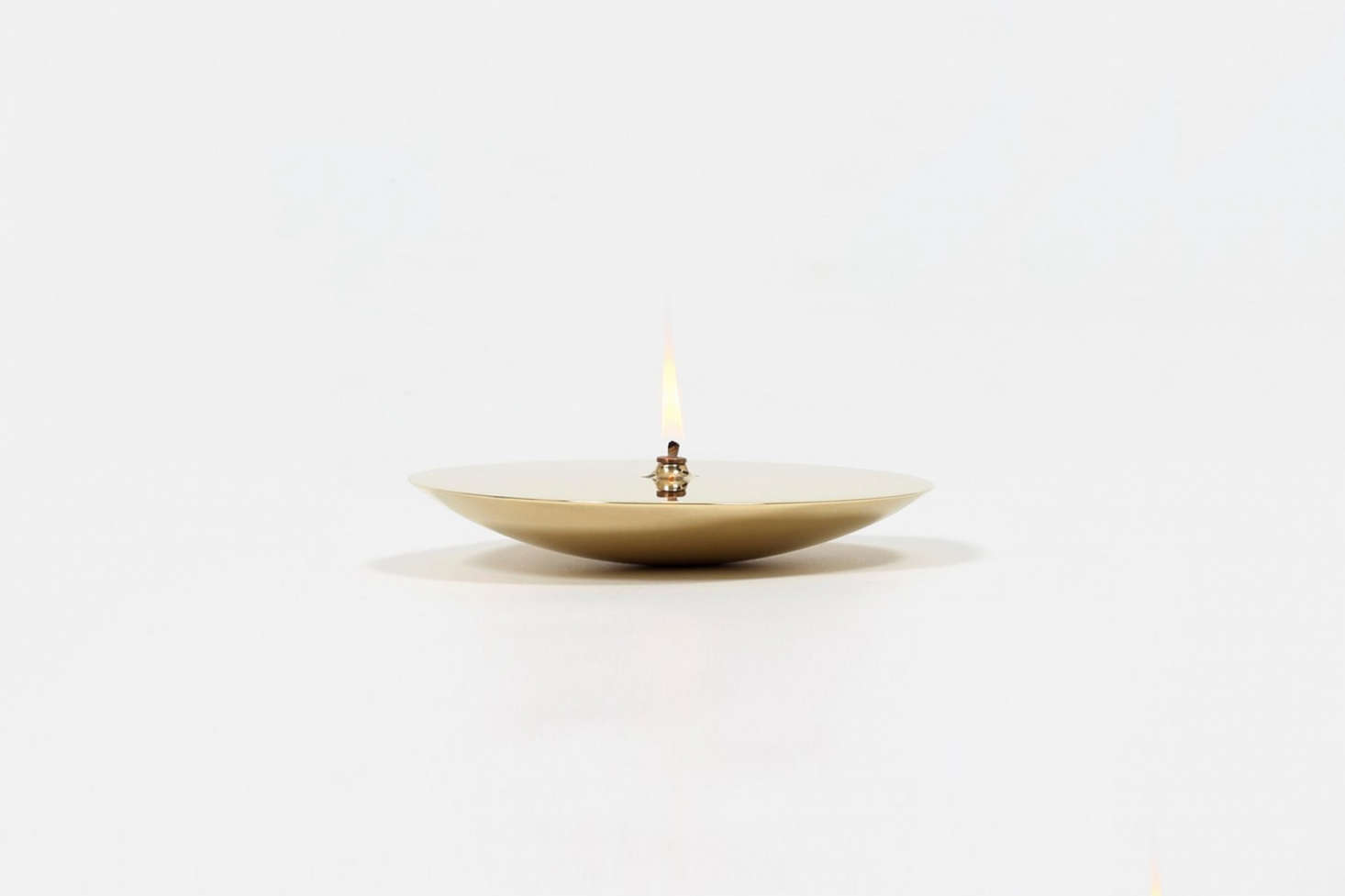 The oil lamp is having a moment. For a longer-lasting alternative to wax candles, designers such as Ilse Crawford (her new Holocene Oil Lamp is shown) are designing modern versions powered by oil. See more at 5 Favorites: Scandinavian-Style Oil Lanterns for Long Winter Nights.