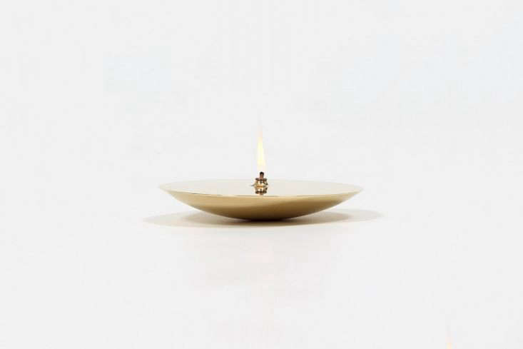 The oil lamp is having a moment. For a longer-lasting alternative to wax candles, designers such as Ilse Crawford (her new Holocene Oil Lamp is shown) are designing modern versions powered by oil. See more at5 Favorites: Scandinavian-Style Oil Lanterns for Long Winter Nights.