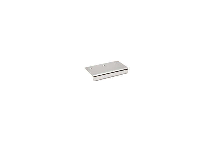 The Instant Kitchen Kit 20 Remodelista Favorites on Amazon Prime Both Julie and Francesca installedSugatsune Stainless Steel Edge Pull Handles in their Brooklyn kitchens; \$\1\2.39 for the approximately two inch size on Amazon. For more, see\10 Easy Pieces: Silver Finish Edge Pulls.