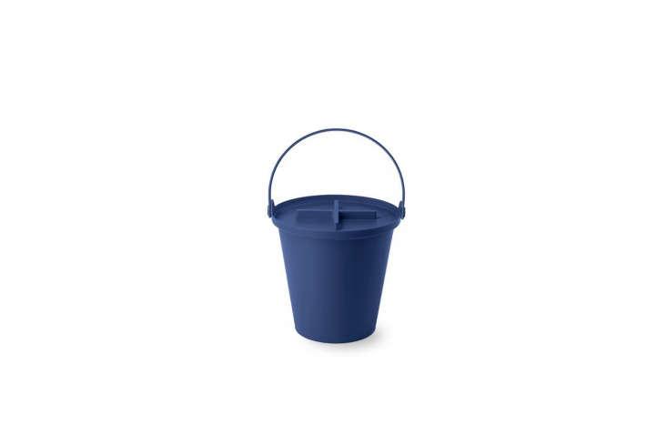 the bucket in dark blue. 15