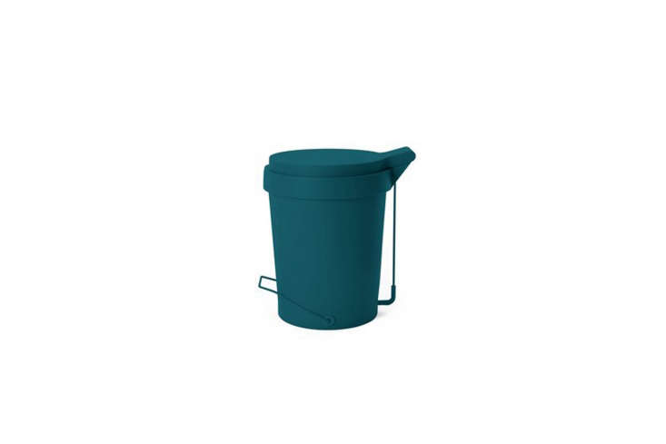 the pedal bin in turquoise green. 12