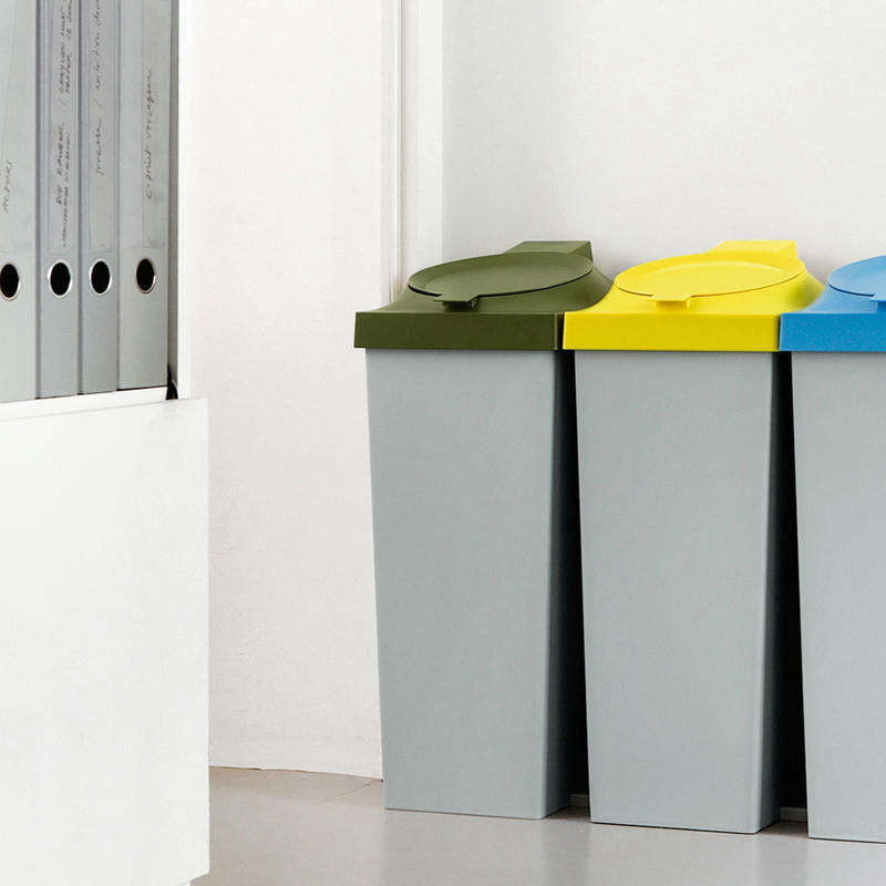 the authentics top waste system can be used as an individual waste bin or for s 16