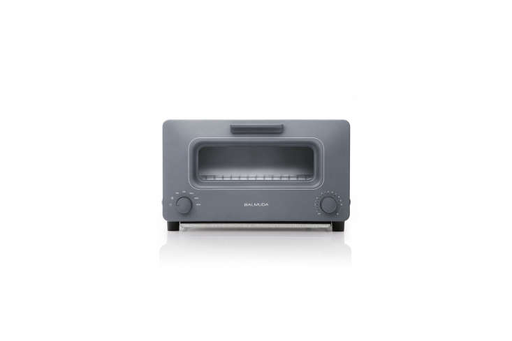 the newbalmuda steam oven toaster from japan has a steam feature for toasting 20