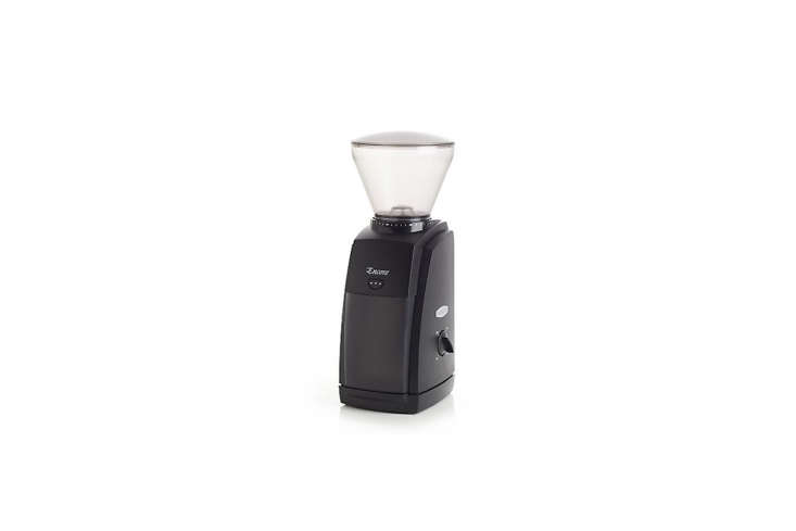 the baratza encore coffee grinder features steel burrs and 40 different adjusta 18