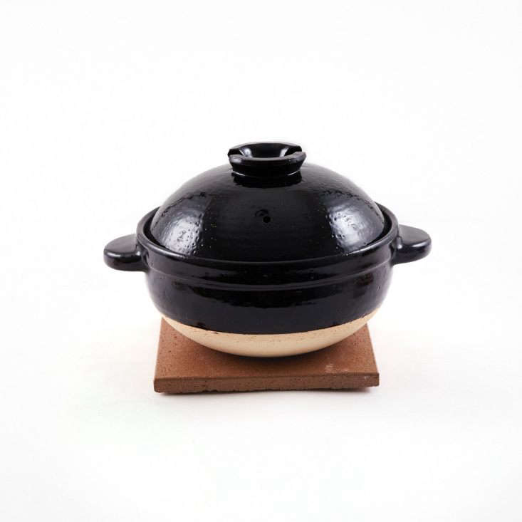 donabe rice cooker toiro
