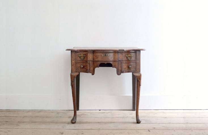 an eighteenth century dutch lowboy, availablefrom antiques shop puckhaber, ha 13