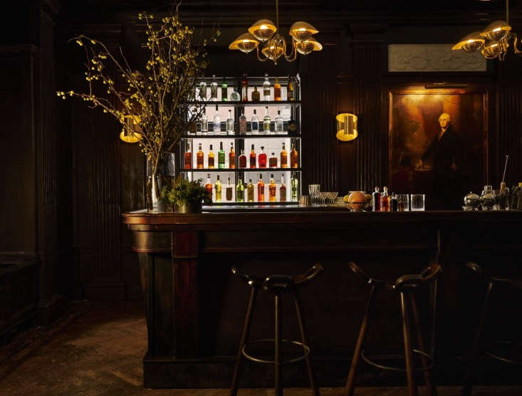 The bar&#8