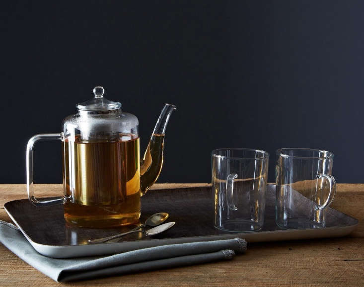 &#8\2\20;the beauty of steeping tea in a glass pot is manifold: you'll  10