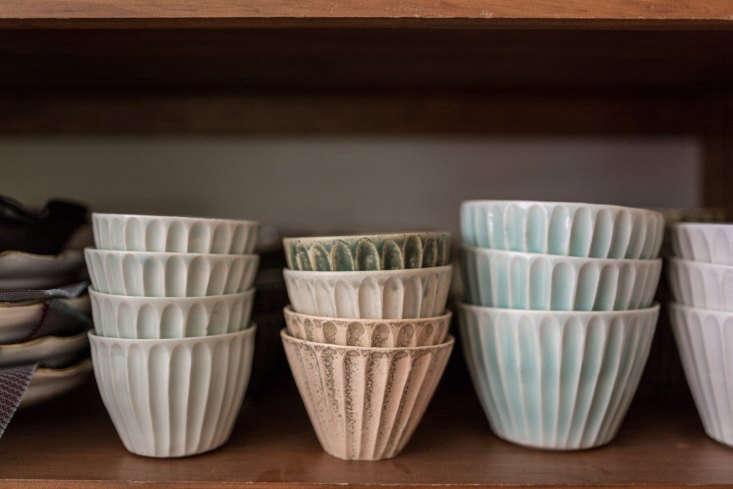 nakazato&#8\2\17;s ridged bowls in subtle shades. 15