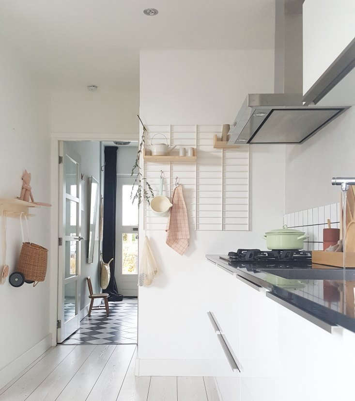 the all white kitchen with polished &#8\2\20;nature stone&#8\2\2\1; cou 15