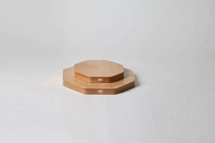 octagonal maplekakudo cutting boards are \$\145 aud for the small and \$\2\10 25