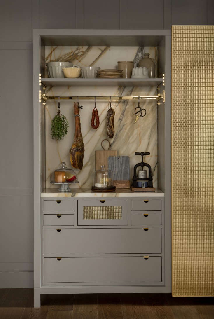 lanserring describes this pantry as &#8\2\20;a nod to the original meat saf 20