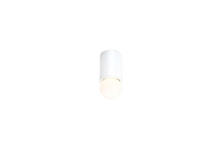 10 Easy Pieces Modern White Ceiling Socket Fixtures from 5 to 300 Greek designer Michael Anastassiades&#8\2\17;s White Porcelain Series Ceiling Wall O\1 Light is available for \$\287.87 at Mohd. For more, see our postNew Directions: Porcelain Lighting Fixtures from Michael Anastassiades.