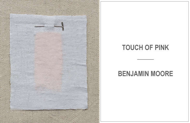 also recommended bykriste michelini: soft touch of pink by benjamin moore. 13