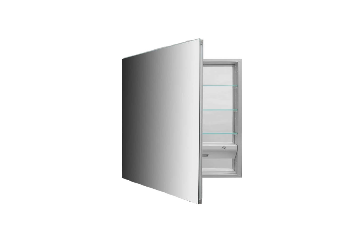 A trio of Robern M Series Customizable Mirrors are available through Robern.
