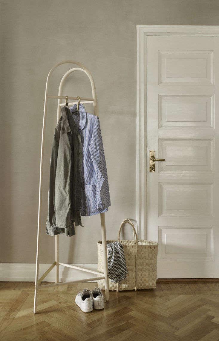 no coat closet? no problem. see how skagerak&#8\2\17;s new coat stand is so 11