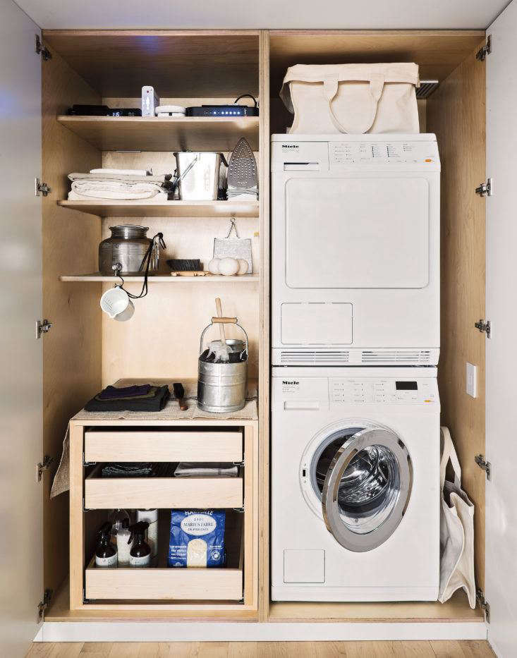 even laundry can be enjoyable in a stylish space. check out how we turned an ol 9