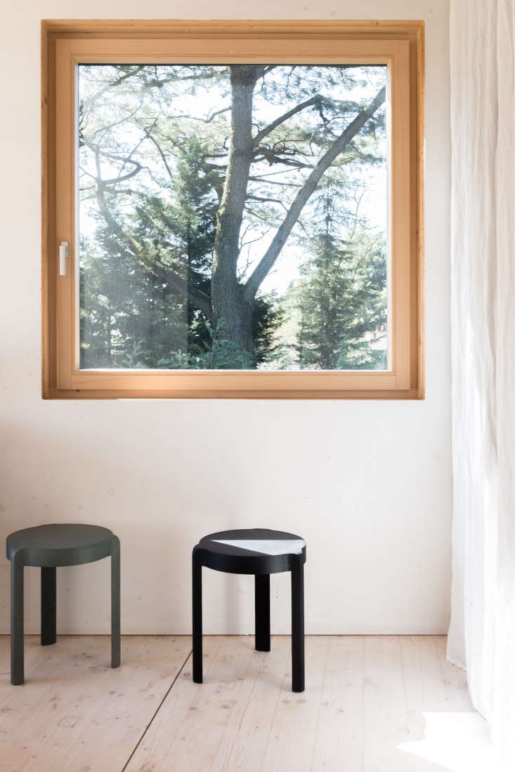 ParedBack Furniture from Stattmann Neue Moebel a FourthGeneration Company in Germany The three legged Add Stool, €\285, is by Steffen Kehrle, one of a small ensemble of young European furniture designers that Stattmann collaborates with.