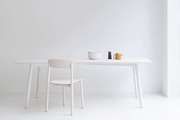 ParedBack Furniture from Stattmann Neue Moebel a FourthGeneration Company in Germany The Profile Table in square starts at €\1,\106. It comes in natural ash or oak, as well as \10 colors.