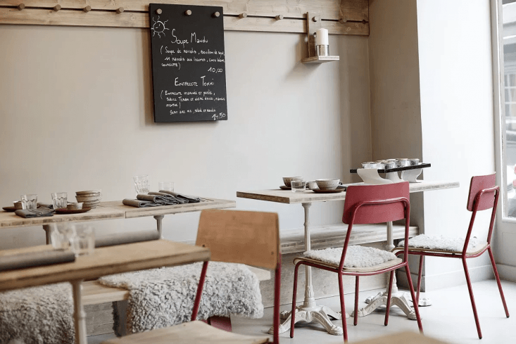 shaker style in an unexpected place:a japanese restaurant in the ninth arrond 13