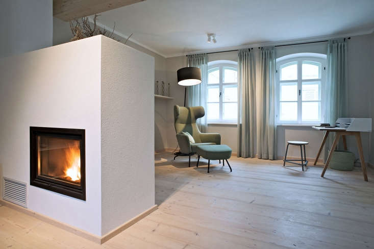 Alte Schreinerei offers a small cottage and loft that can be rented together or separately, sleeping up to  people in total. It&#8