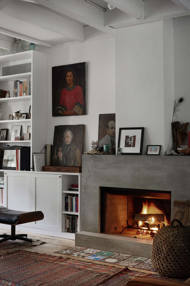 built in storage runs along the length of the room: &#8\2\20;we wanted to b 12